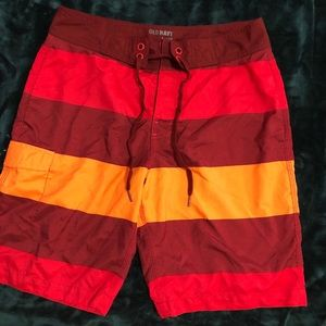 Old Navy board shorts size S